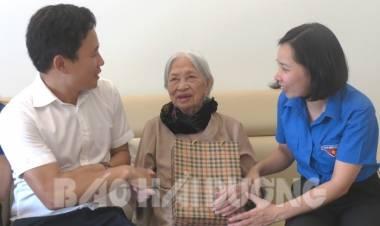 Khám bệnh miễn phí cho 160 Người thuộc diện chính sách ở Chí Linh