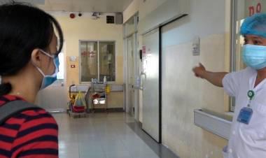1 người từ Trung Quốc về âm tính lần 1 với SARS-CoV-2